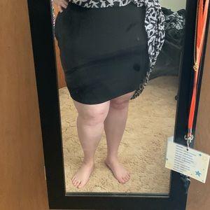 torrid Dresses - Black love dress
